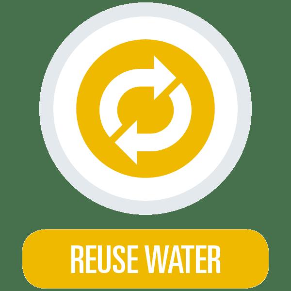 UV cho nước tái sử dụng